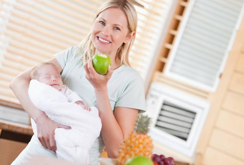 Мороженое при грудном вскармливании ребенка. можно или нет?