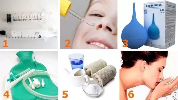 Лечение заложенности носа у детей   что делать если заложен нос у ребенка?
