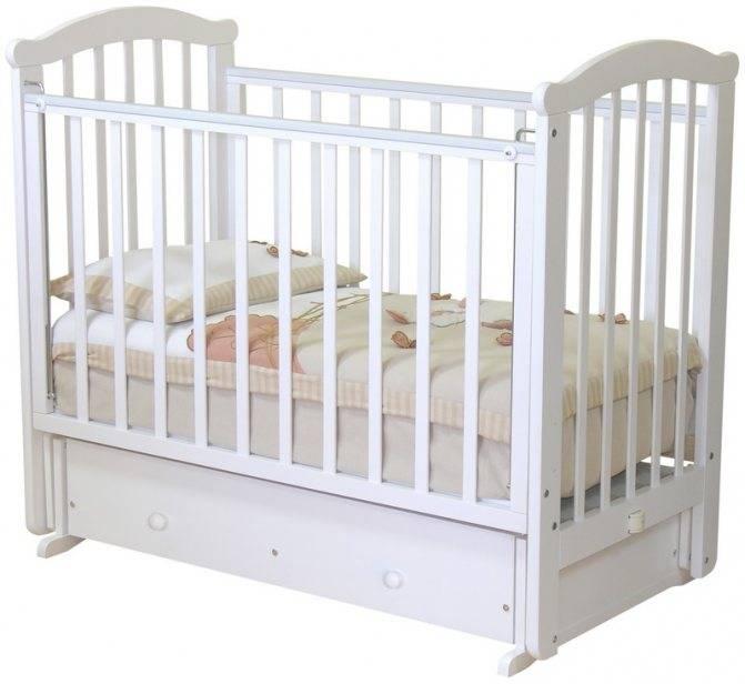 Лучшие детские кроватки - рейтинг 2021