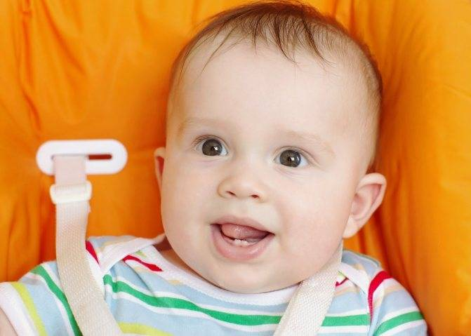 Когда ваш малыш начал осознанно вам улыбаться?