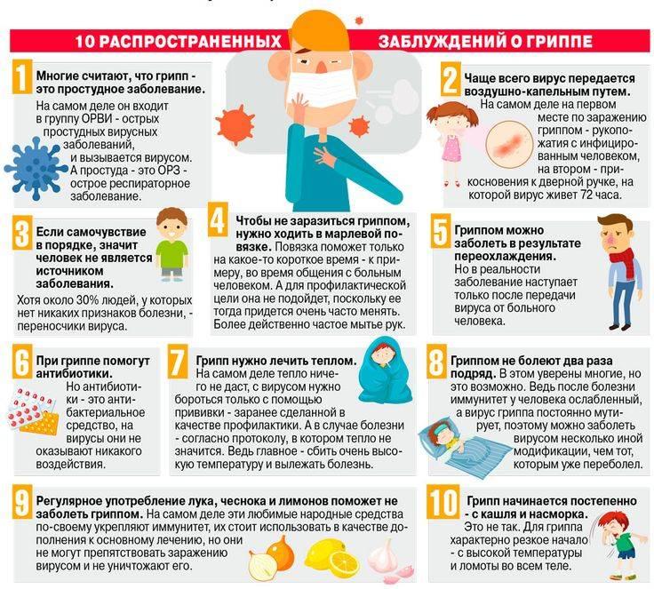 ➤ как не заразить ребенка простудой