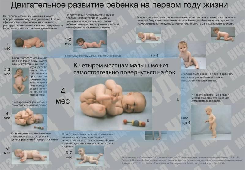 Развитие ребенка в 1 год: режим, меню и питание