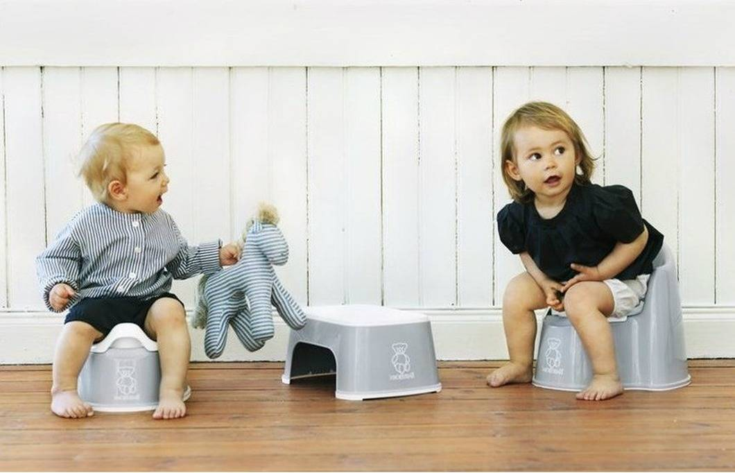 Как приучить ребенка к горшку?   официальный сайт huggies