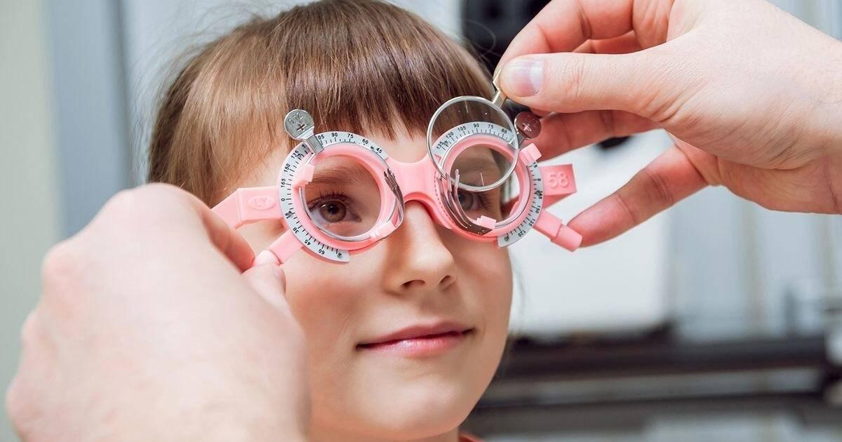 Астигматизм у детей и способы его лечения