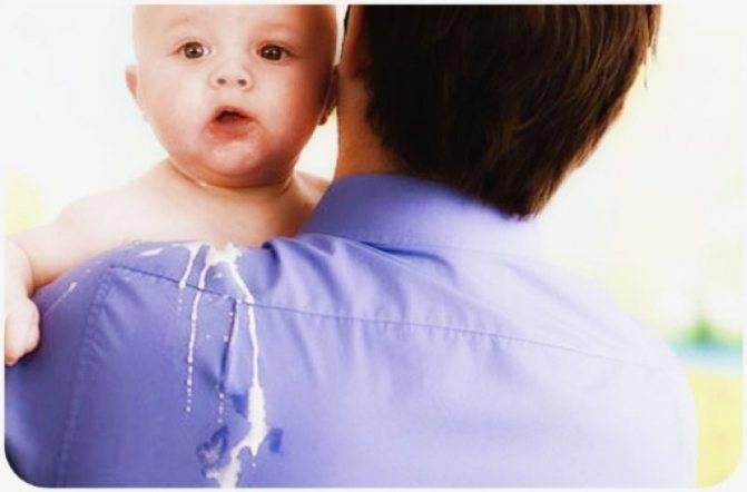 Срыгивание у новорожденных: обзор 7 причин, 9 советов врача, видео