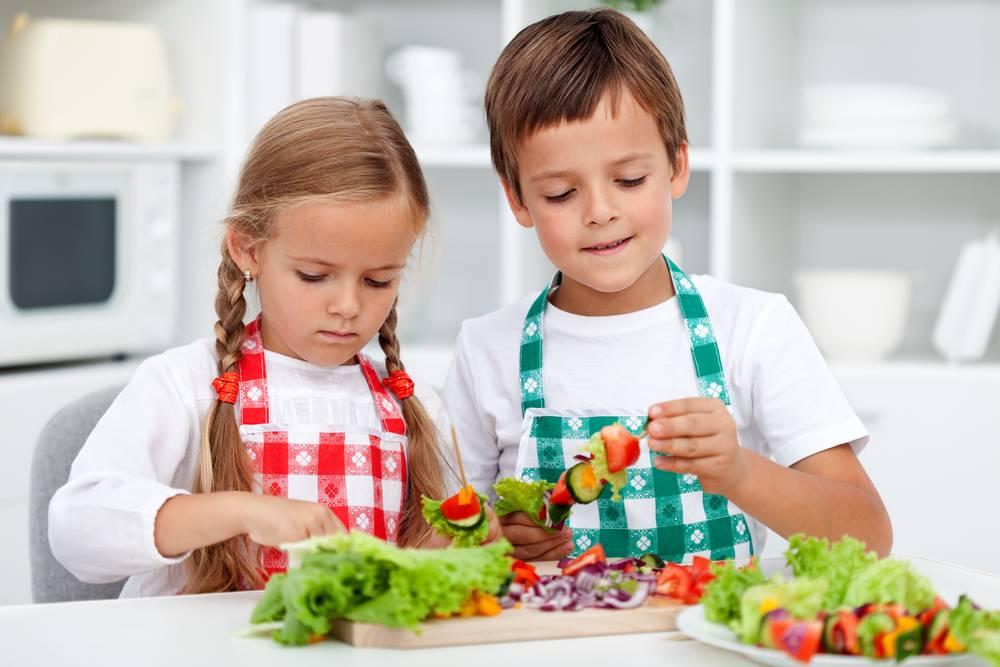 Если ребенок не ест в садике