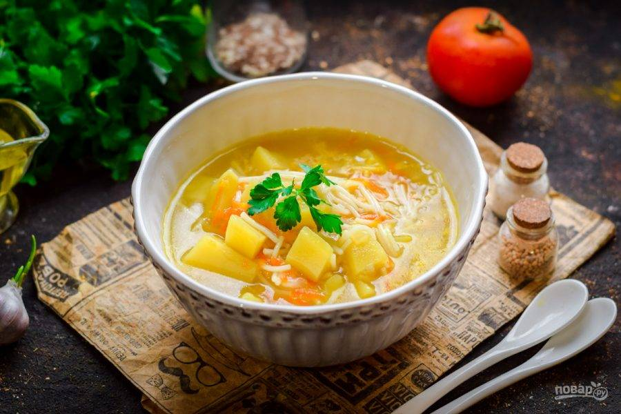 Молочный суп — 5 рецептов супа, как в детском саду