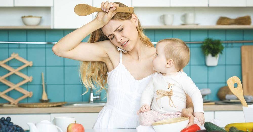 7 советов, как выспаться молодой маме