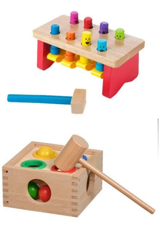 Развивающие игрушки для детей 2-5 лет – лучшие развивающие игрушки