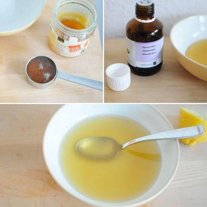 Молоко с медом, маслом и содой от кашля