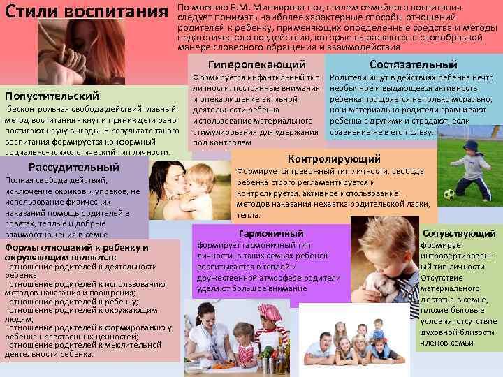 13 типов воспитания, которые искалечат психику ребенка