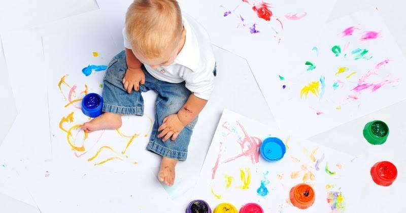 Учим цвета с ребенком: как научить ребенка различать цвета в процессе рисования стихотворения игры кубики развивающие мультфильмы карточки