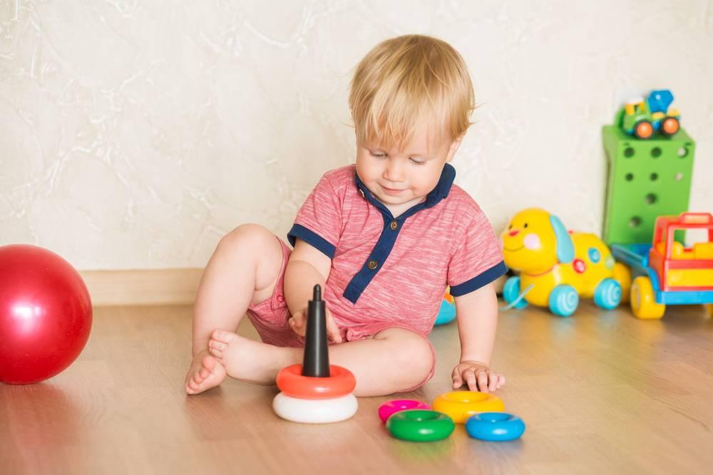 Чем занять ребенка в 3 года дома