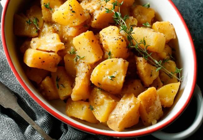 Можно ли кормящей маме кушать жареную картошку