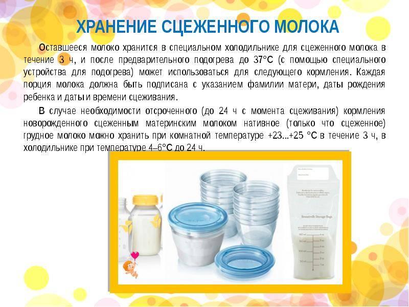 Как правильно сцеживать грудное молоко, правила сцеживания (когда и как часто)