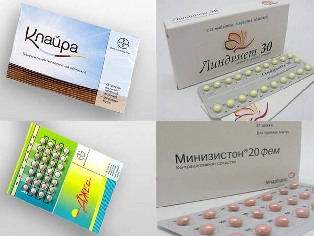 Гормональная контрацепция - методы предохранения от беременности