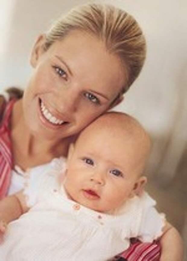 Топ-7 страхов молодых мам