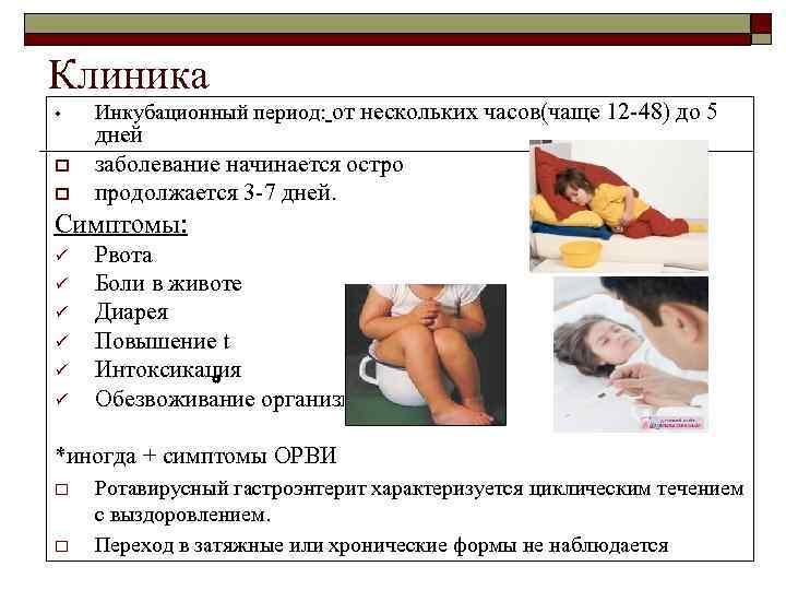 Ротовирусная кишечная инфекция: симптомы и лечение у детей, профилактика ротавируса