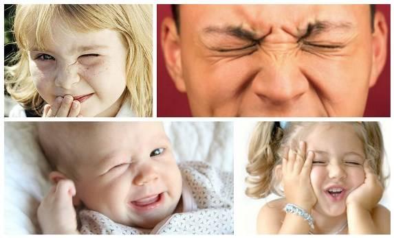 Как вылечить нервный тик у ребенка