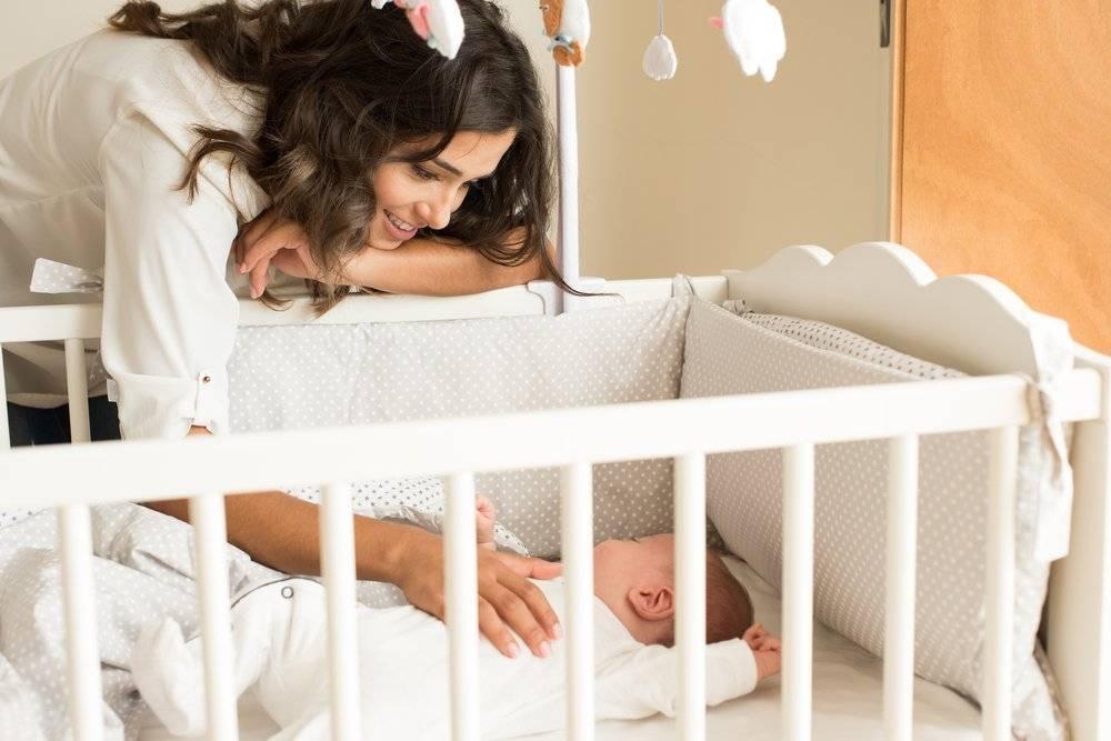 Сон ребенка: как приучить спать в своей кроватке? воспитание самостоятельности и бытовых навыков у детей 1-3 лет
