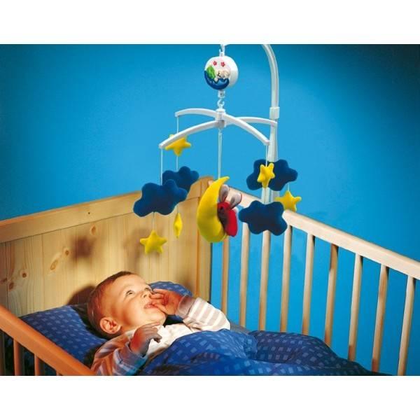 Нужен ли мобиль для новорожденного. как правильно выбрать мобиль в кроватку ребенку?