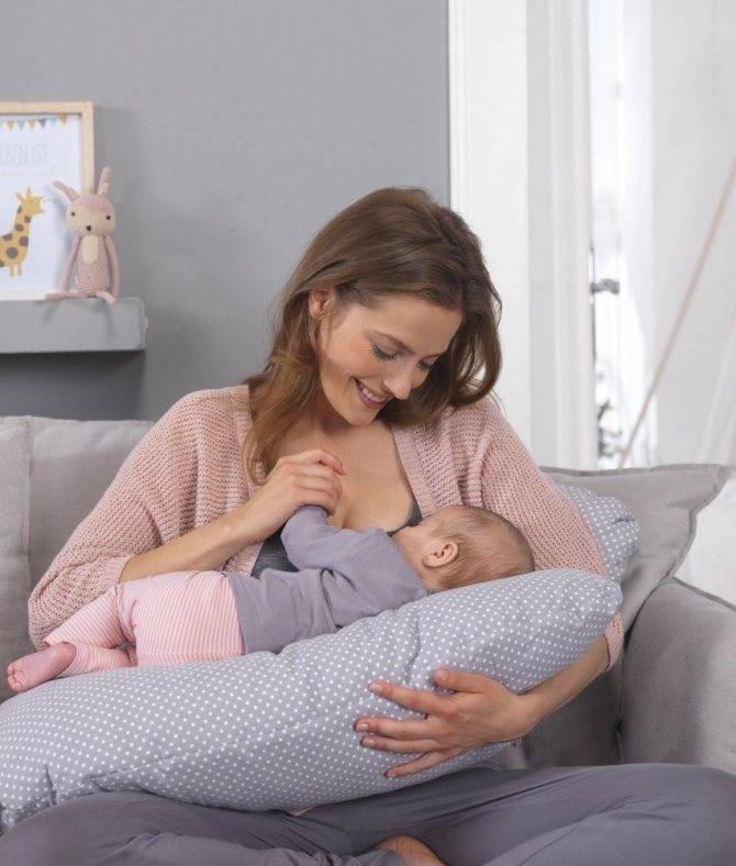 Режим кормления новорожденного на грудном вскармливании