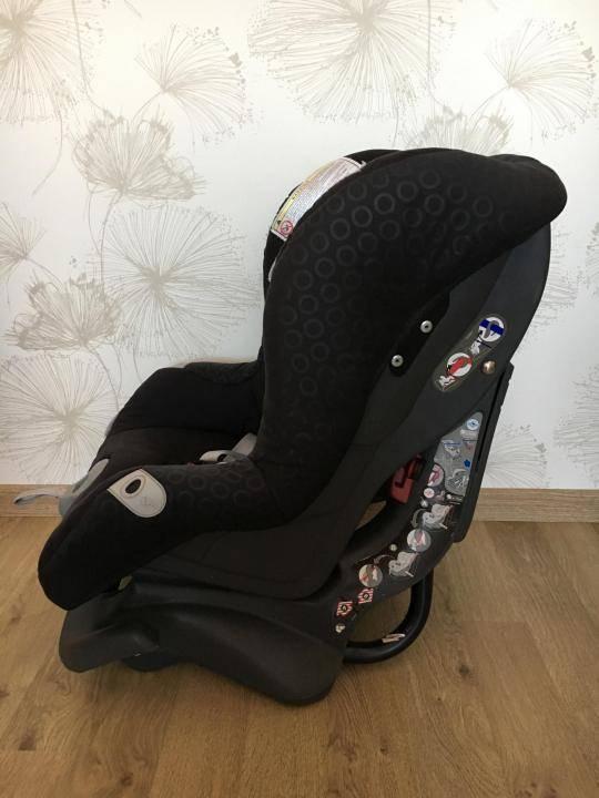 Сравнение автомобильных кресел maxi-cosi cabriofix и britax römer baby safe plus ii