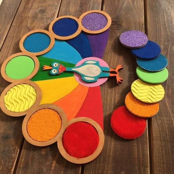 Развивающие игрушки своими руками детей до года, 1 год, 2 года, 3 лет, 4 года