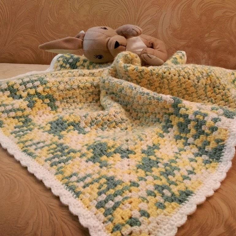 Детское одеяло своими руками: пошаговое изготовление и советы как сшить своими руками