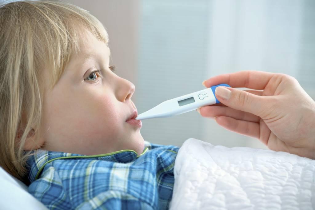 Как долго может держаться высокая температура у ребенка?