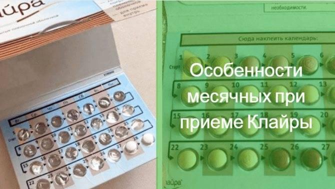 Отсутствие менструального периода после прекращения приема противозачаточных таблеток – причины