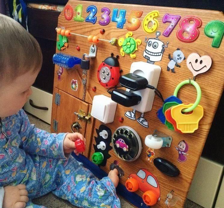 В какие развивающие игры можно играть с ребенком 2-х лет дома