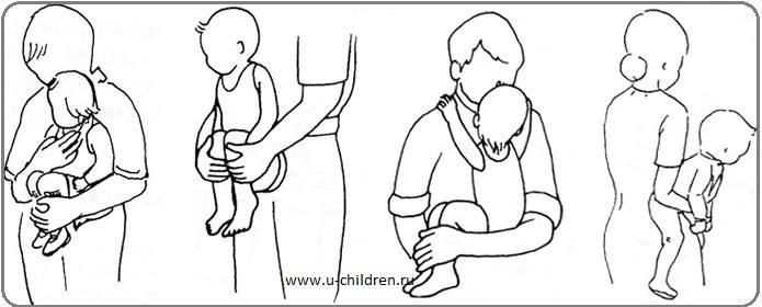 Как научить ребенка сидеть самостоятельно