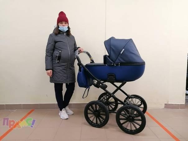 Выбираем лучшую коляску для новорожденного на сезон весна-лето