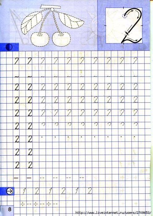 Как научить ребенка писать цифры – основные методы обучения