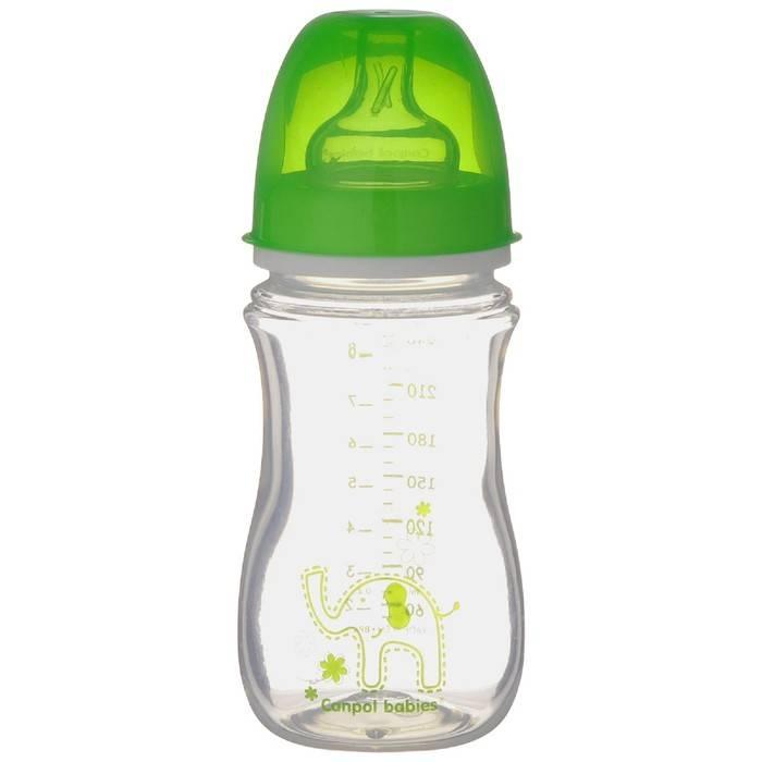 Выбираем лучшие бутылочки для новорожденных