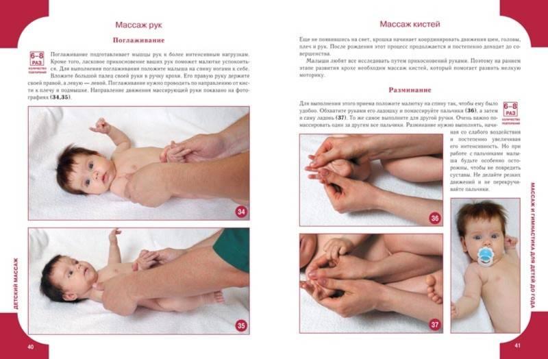 Комплекс упражнений имассажа длядетей ввозрасте от4до6месяцев | школа «mamapapa»