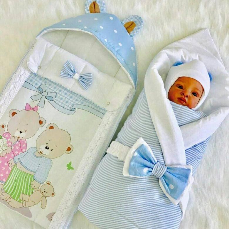 11 лучших конвертов для новорожденных