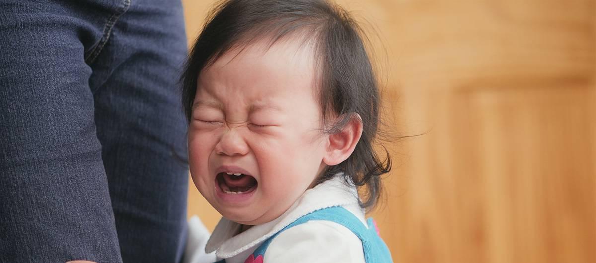 Психология плача детей: вся правда  о детском плаче