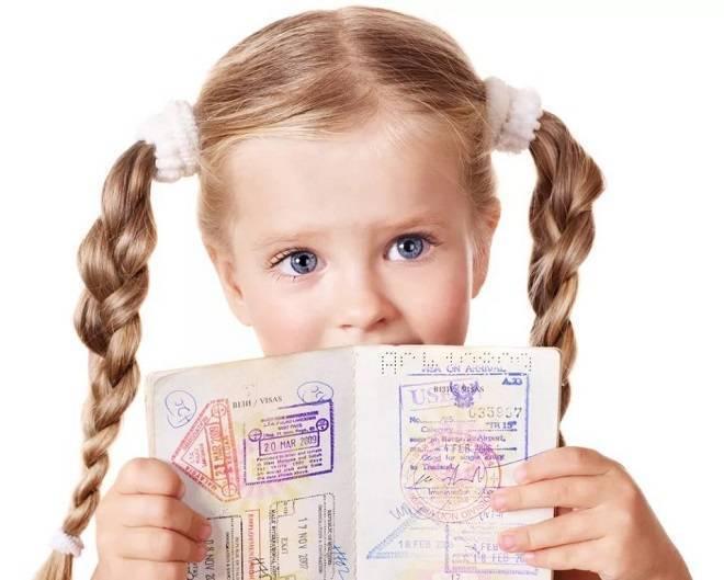 Шенгенская виза для детей (ребенка) - анкета образец, документы, заполнение заявления, отпечатки пальцев