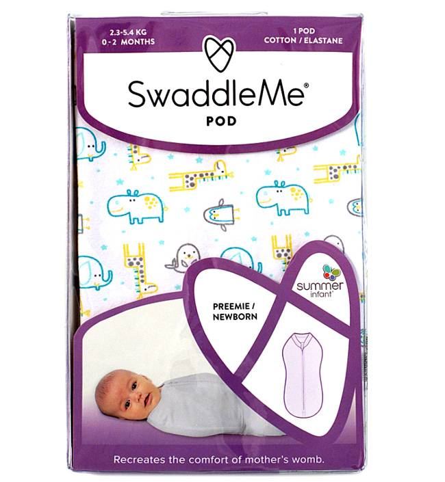 Какого размера должны быть пеленки для новорожденного