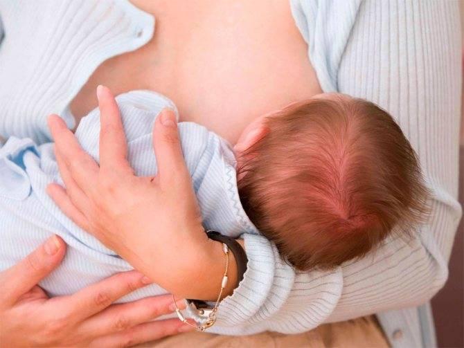 Болит грудь при грудном вскармливании: массаж, уплотнение, одна больше другой