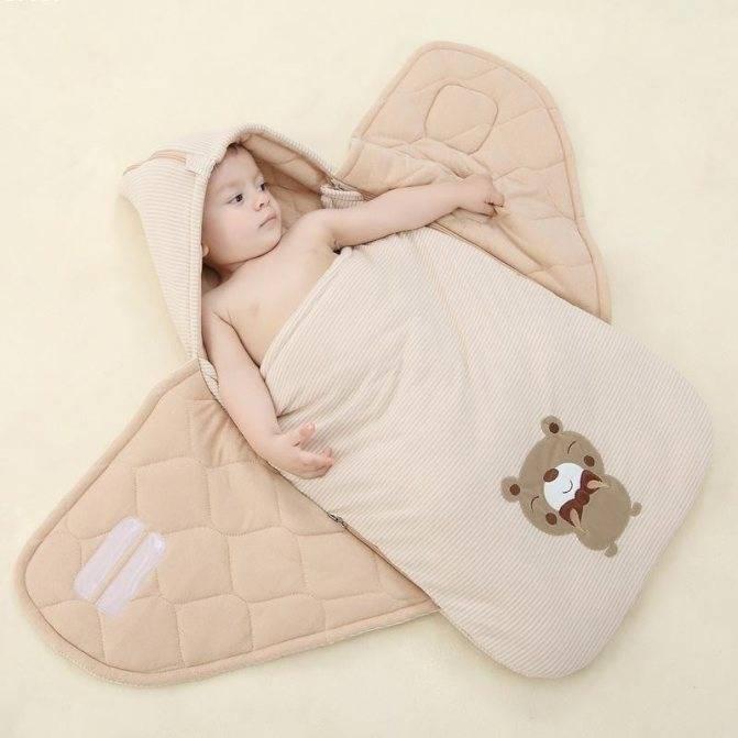 Как отучить ребенка от пеленания на ночь перед сном: рабочая методика