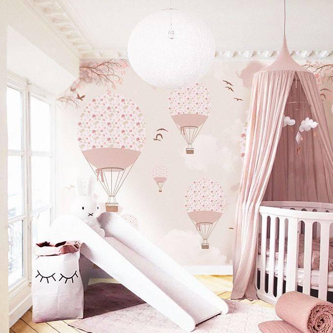 Комната для новорожденного: дизайн интерьера, 63 фото-идеи оформления
