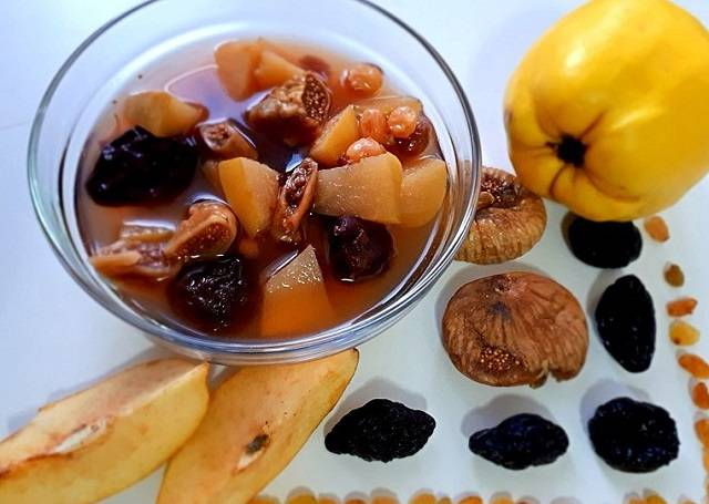 Можно ли пить компот из сухофруктов маме при грудном вскармливании