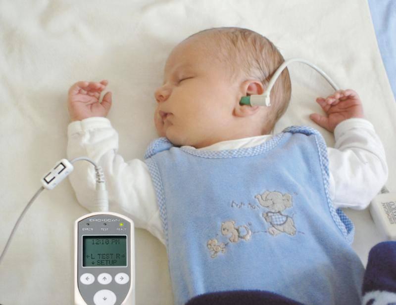 Проверка нарушений слуха у детей при зпр и подозрении на аутизм