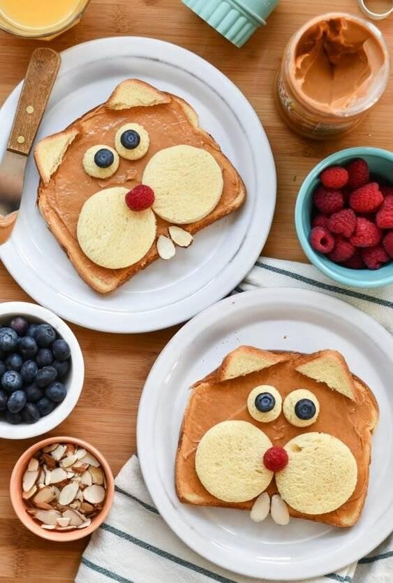 Топ-10 завтраков для детей или чем накормить ребенка с утра - кулинария