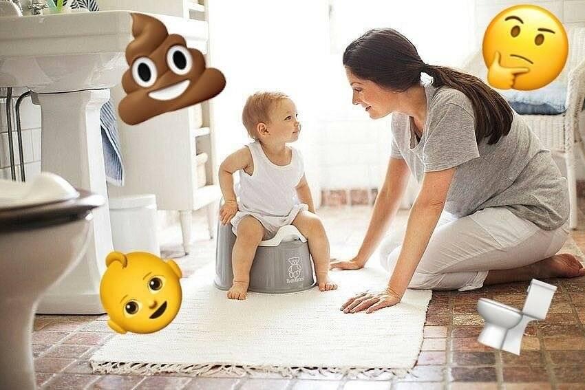 Пошаговые рекомендации по приучению годовалого малыша к горшку