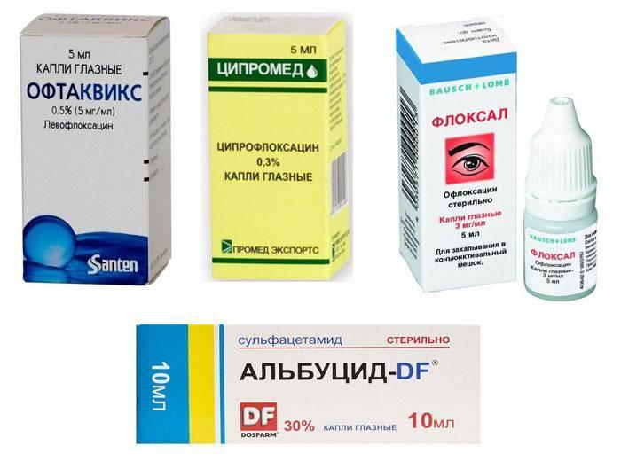 Антибактериальные капли для глаз: как они действуют и когда назначаются?