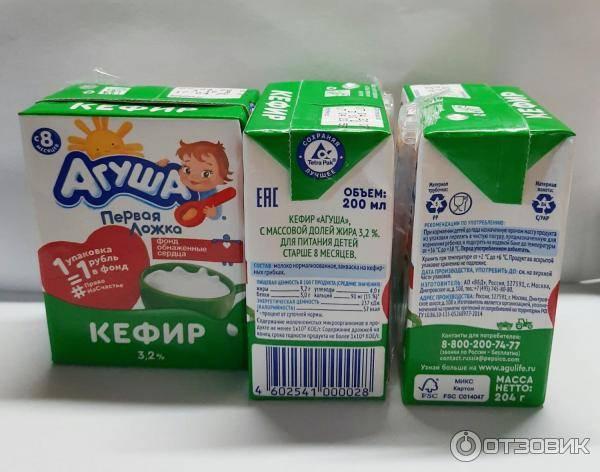 Кисломолочные продукты в питании детей. - страна мам
